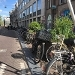 Bicycles at Spui